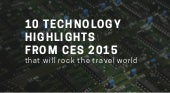 10 Tech Highlights from CES 2015 That Will Rock the Travel World