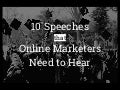 10 Commencement Speeches That Online Marketers Need to Hear