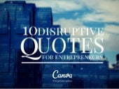 10 quotes to