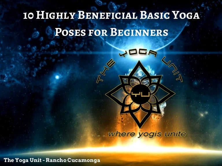 10 Highly Beneficial Basic Yoga Poses For Beginners