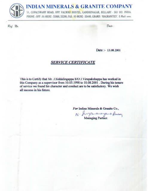 Zulkarnain muhammad ali experience certificates from multan pakistan spiritdancerdesigns Image collections