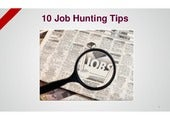 job hunting tips+research paper Job hunting advice misc advice english  advice collection what am i doing here  conference paper review: identify the champion by oscar nierstrasz.