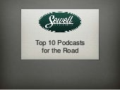 Top 10 Podcasts for the Road
