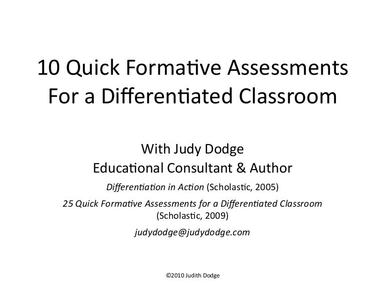 10quickformativeassessments 110722173537 Phpapp01 Thumbnail 4gcb1311356229