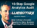 10-Step Google Analytics Audit