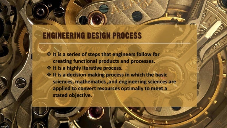10 Steps Of Engineering Design Process
