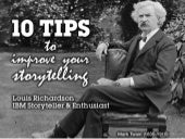 10 tips to improve your storytelling