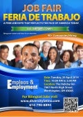 2014 Diversity Latino JOB FAIR, April 29-2014 Central Ohio
