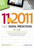 Top 11 tendencias digitales para 2011 (Millward Brown -Dynamic Logic)