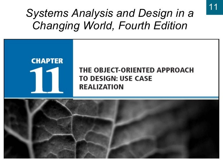 11 Si Systems Analysis And Design