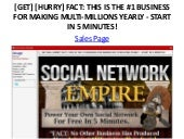 [GET] [HURRY] FACT: THIS IS THE #1 BUSINESS FOR MAKING MULTI-MILLIONS YEARLY - START IN 5 MINUTES!