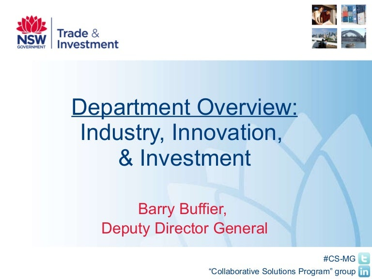Trade and investment nsw department advanced forex