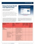 Paying Employee Benefits Chart from Groom Law