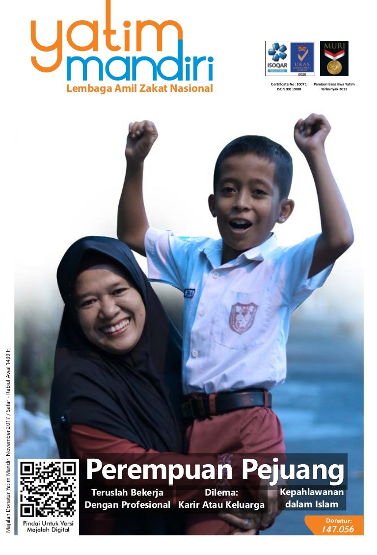 Majalah Yatim Mandiri November 20