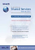 Shared Services Woche 2011: Austeller & Sponsorship Informationen