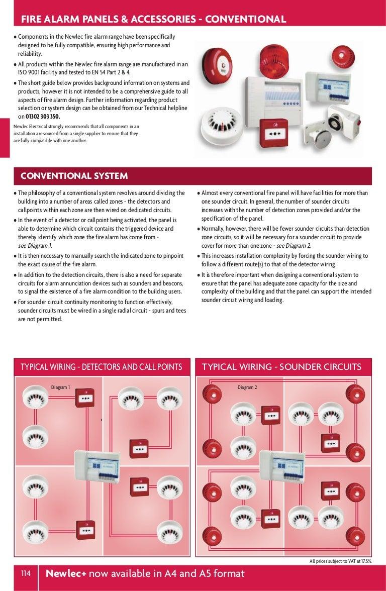 114 142 Fire Security Burglar Alarm Smoke Detectors Wiring Diagram 4 Wires
