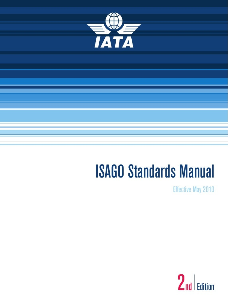 118379630 isago manual for ground handling rh slideshare net iata passenger service manual iata passenger service manual pdf
