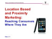 Location Based and Proximity Marketing_Michael Hanley