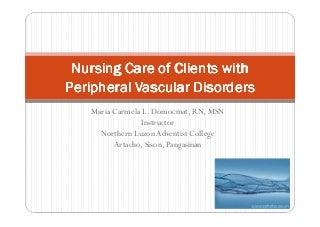 Vascular disease Elektroland Rossdorf