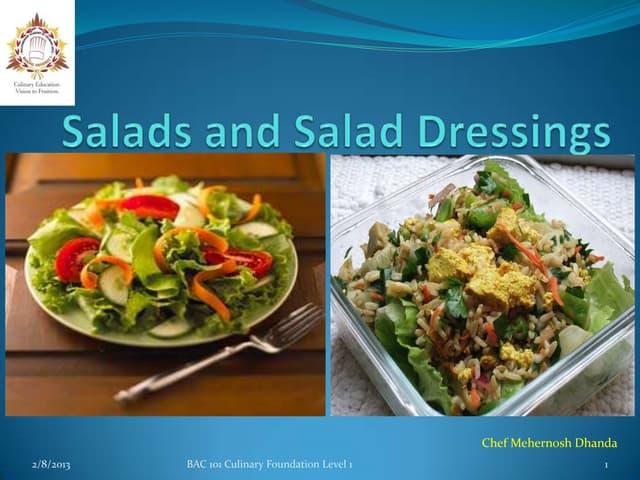 11 salads