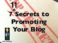 11 Secrets Of Blog Promo (Blog Indiana 2010)