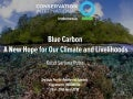 Blue carbon – A new hope for our climate and livelihoods