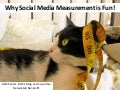 Beth Kanter, Co-Author, The Networked Nonprofit- Why Social Media Measurement is Fun!