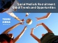 Social Media & Recruitment: Global Trends and Opportunities