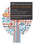 Data-Driven Marketing Survey