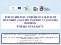 Ugdymo programų dermės tyrimo pristatymas ŠMM 2012_06_13
