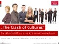 """The Clash of Cultures""  Social Media & IT aus der Sicht eines Kommunikators"