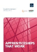 Employers Guide to Apprenticeships