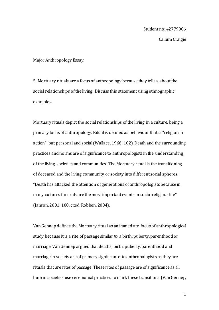 anthropology essays final major anthropology essay forensic  final major anthropology essay