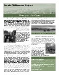 Fall 2006 Nevada Wilderness Project Newsletter
