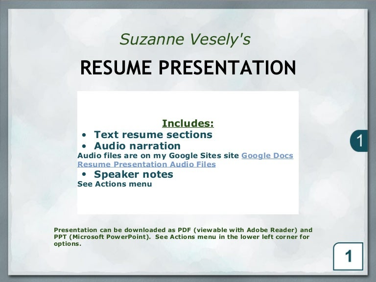 Free Resume Templates Outline Sample Presentation Within Resumes  Reimbursement Letter  Resume Presentation