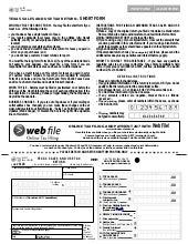 Texas Fireworks Tax Forms-01-117 Texas Sales & Use Tax Return - Short…