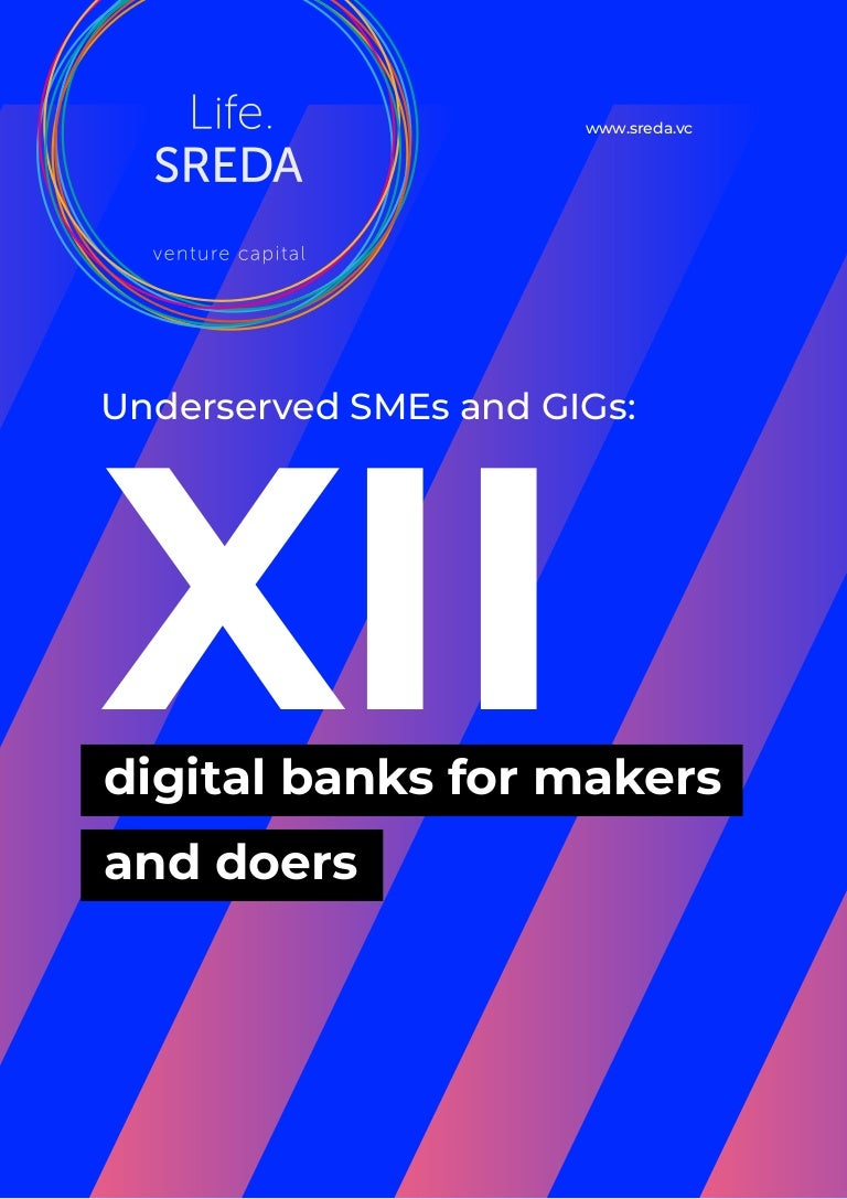 12 neobanks for SMEs and GIGs