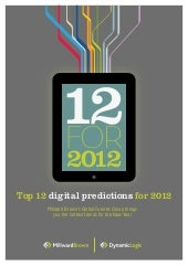 12digitalpredictionsfor2012