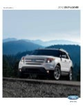 2012 Ford Explorer Available from Bozard Ford Near Jacksonville