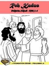 12 Foundation Stones Pelajaran 2A: Roh Kudus