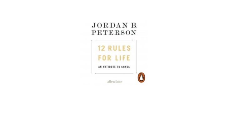 Download 12 Rules for Life by Jordan B. Peterson ePub Free ...
