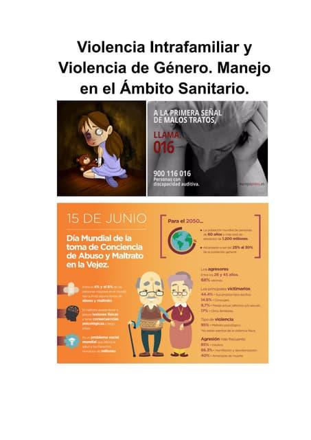 (13-04-2021) Violencia intrafamiliar y violencia de genero, manejo en el ambito sanitario
