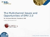 The Multichannel Issues and Opportunities of EMV 2.0