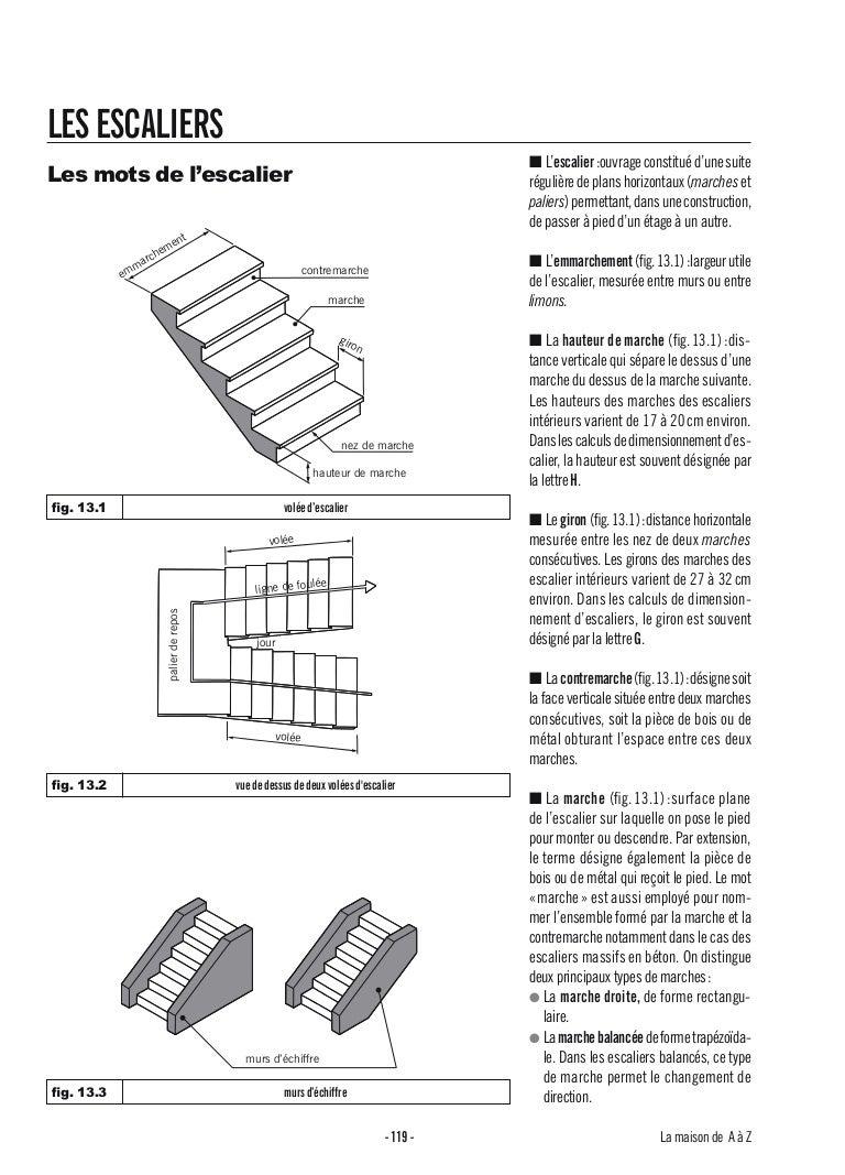 Escalier Bois Entre Deux Murs 13 escaliers