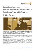 (mobileYouth) Download - Ethnographic trends in mobile: context defines experience