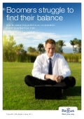 Regus Work:life Balance Index 2013