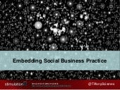Social Business Practice
