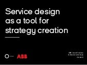 N2 Nolla - Service design as a tool for strategy creation
