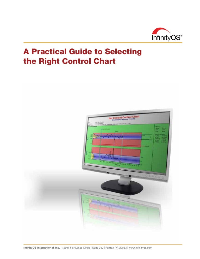 A Practical Guide to Selecting the Right Control Chart eBook