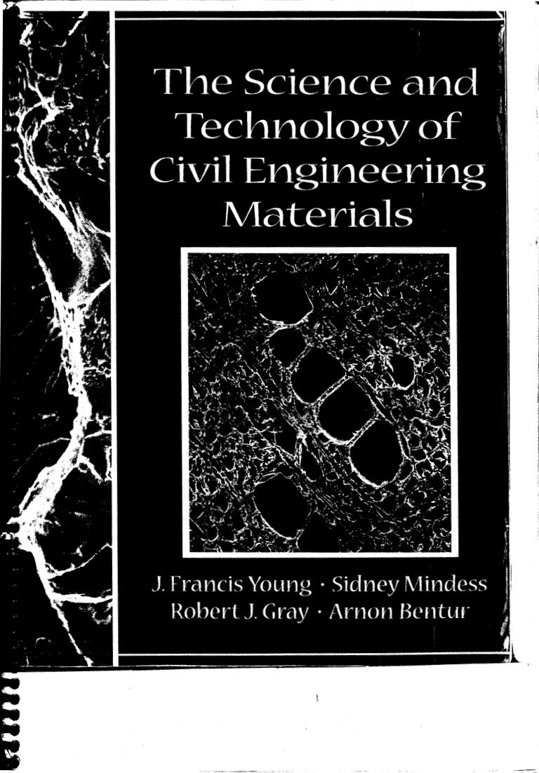 135180661 the science and technology of civil engineering materials p